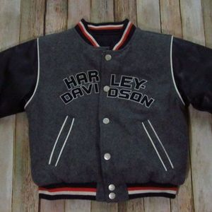 Harley-Davidson Kids 4T Reversible Jacket